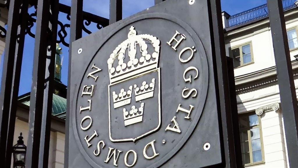 Högsta domstolen i Stockholm