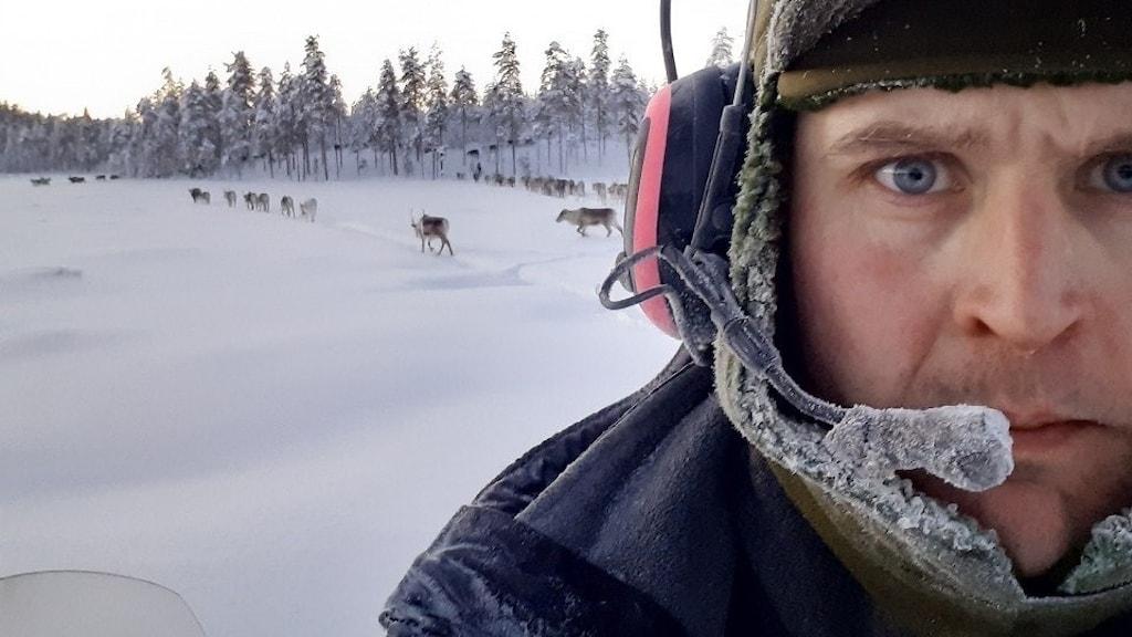 Johan Lund blir av med renskötseltillståndet i Kalix koncessionssameby.
