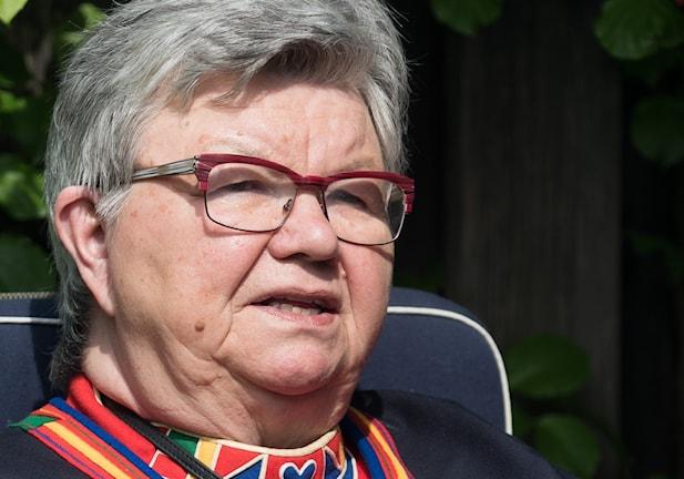 Ann Maj Kuoljok Albinsson
