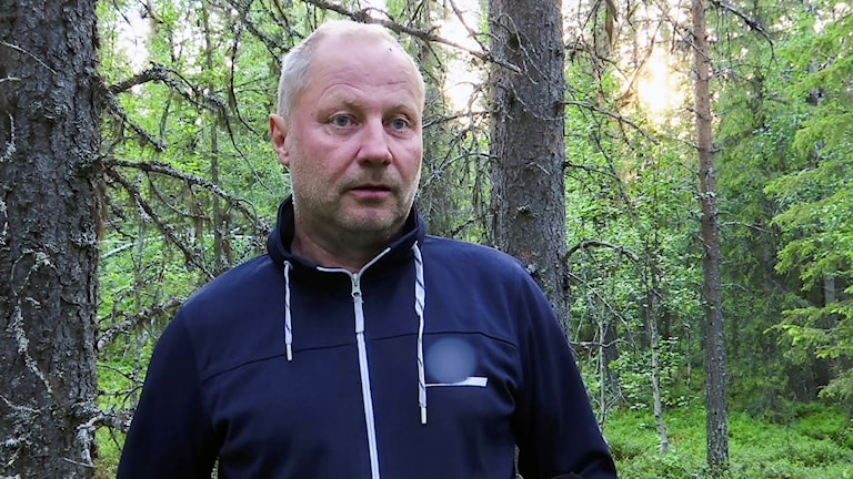 Peter Larsson, ordförande Maskaure sameby