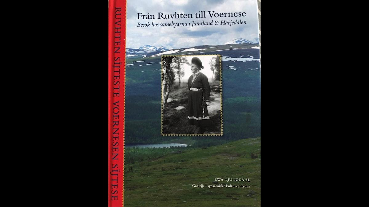 Omslaget på boken, Från Ruvhten till Voernese.
