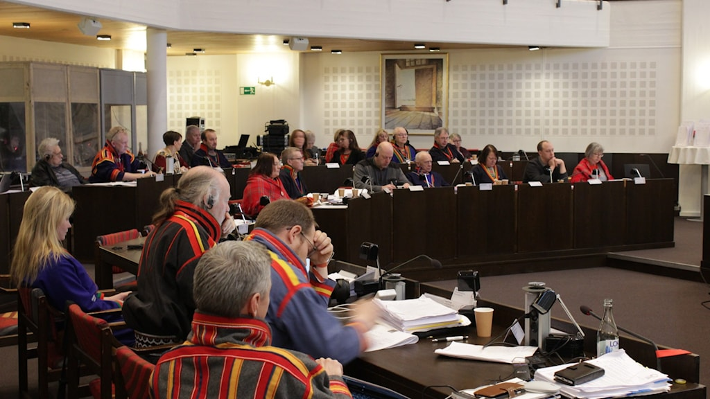 Sametingets plenum ska välja nya ledamöter till de samnordiska språkcentret Giellagáldu.