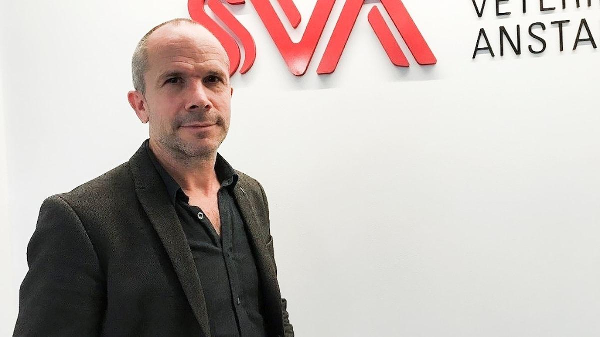 Erik Ågren, viltpatolog och biträdande statsveterinär på SVA.