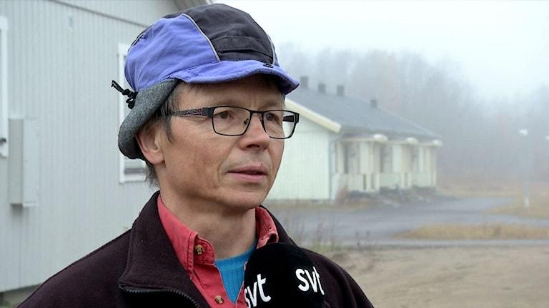 Olov Johan Sikku, medlem i Saarivuoma sameby