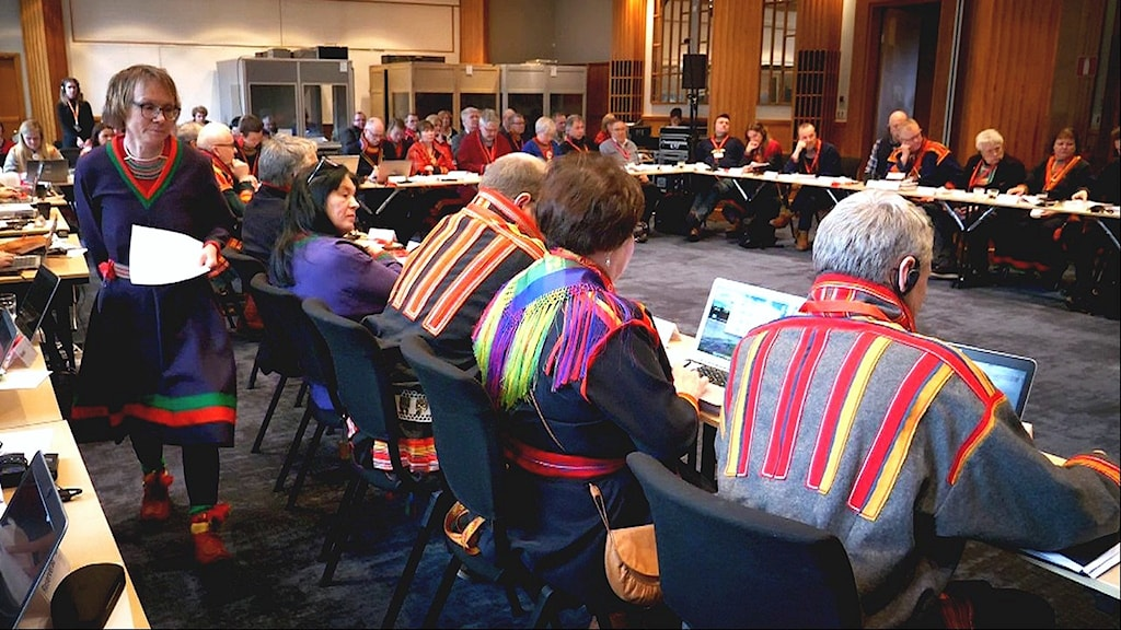Sametingets partier eniga om samisk språklag.