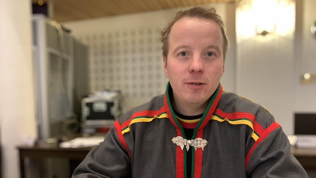 Nils Johan Labba.