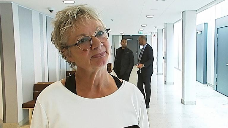 Åklagare Åse Schoultz.