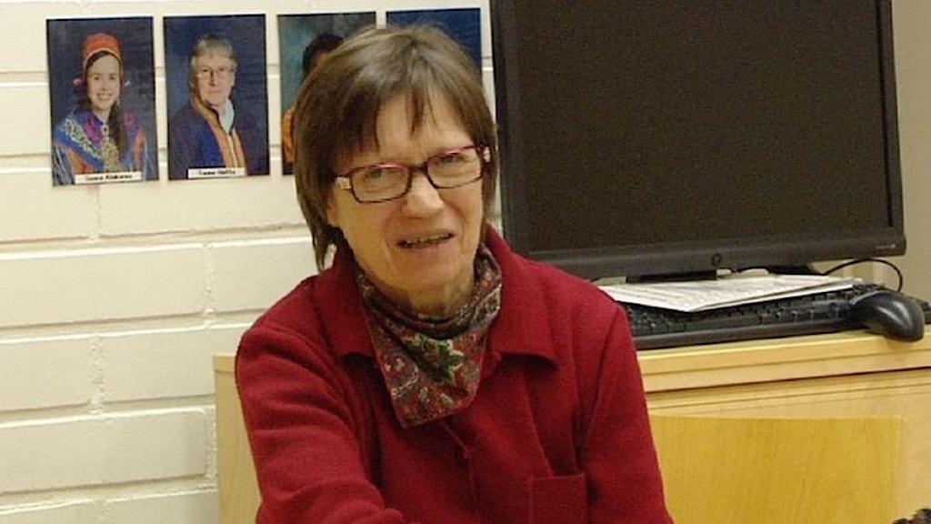 Maria-Sofia Aikio, Mierašluobbalis.