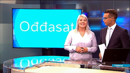 Oddasatstudio, Vaino Rensberg och Lemet Ailu Anti