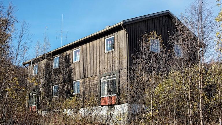 Mázejoavku: Sámi Dáiddajoavku (Sámi Artists' Group) lodging and studios