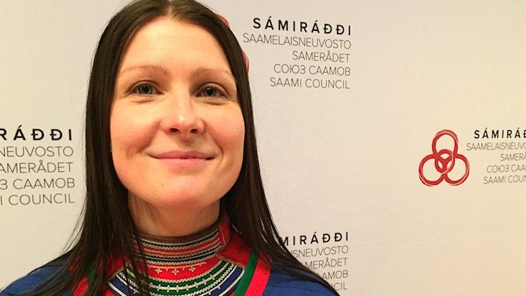 Åsa Larsson Blind
