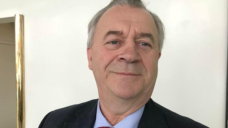 Landsbygsminister Sven-Erik Bucht