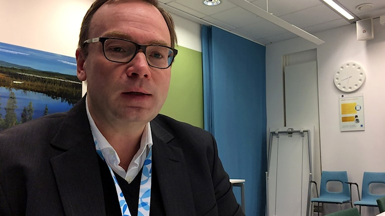 Patrik Havermann, Naturvårdsverket.