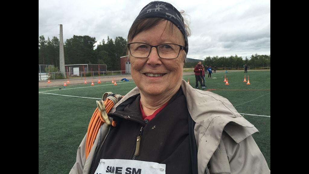 Ingrid Stenberg