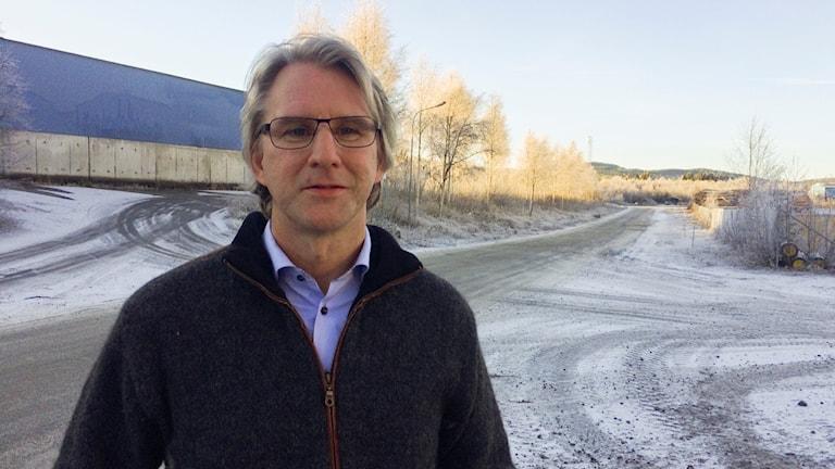 Robert Bernhardsson, socialdemokratiskt kommunalråd i Jokkmokk