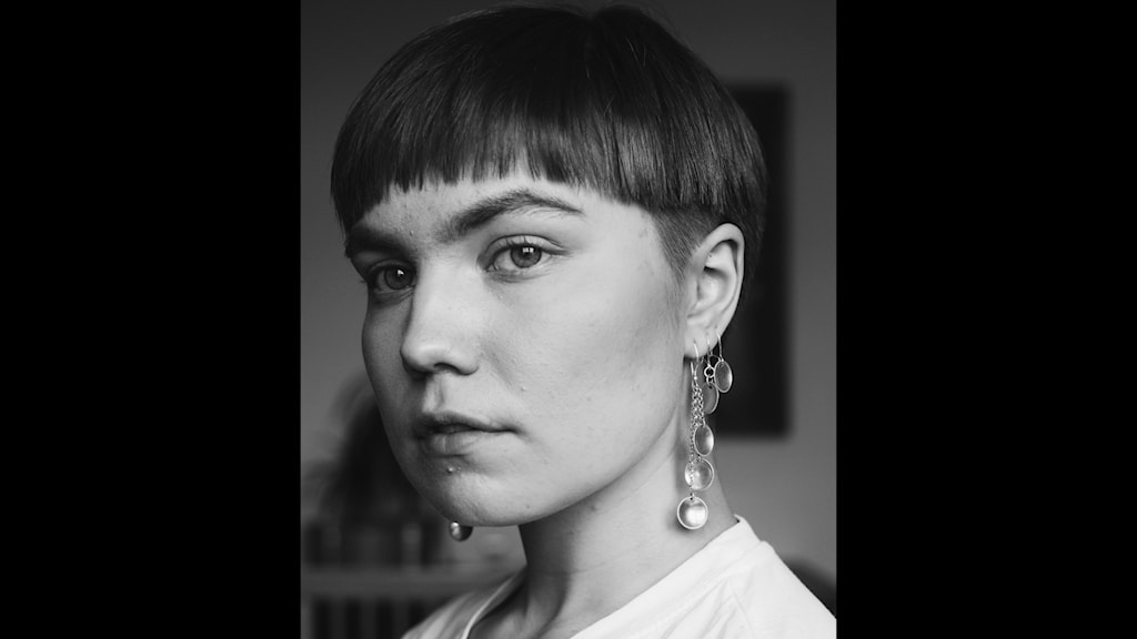 Pinja Pieski som arrangerar Sápmi pride 2021.