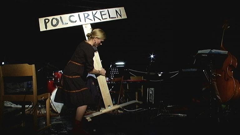Tornedalsteaterns musikal Polcirkeln