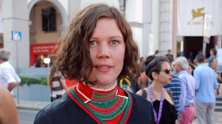 Amanda Kernell. Foto: Sameradion & SVT Sápmi