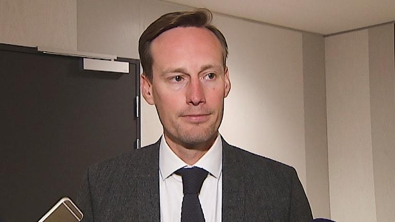Advokat Jonas Westerlund