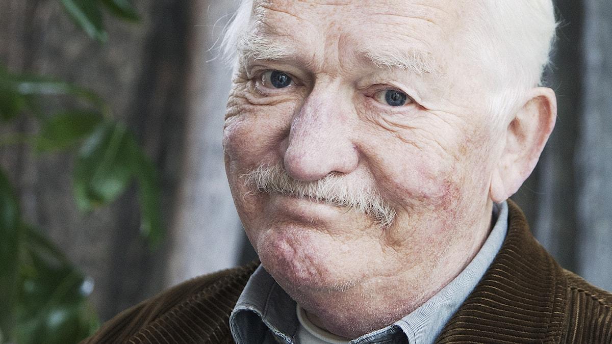 Hans Alfredson. Foto: Mattias Ahlm/Sveriges Radio.