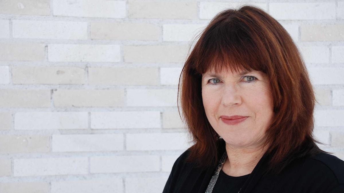 Kerstin Berggren.Foto: Gunilla Nordlund/Sveriges Radio