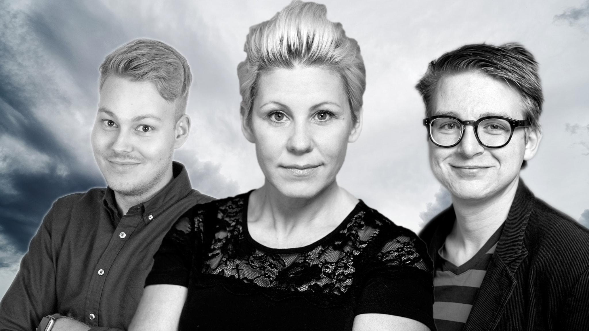 Med Joséphine Simar & Sanna Hermansson