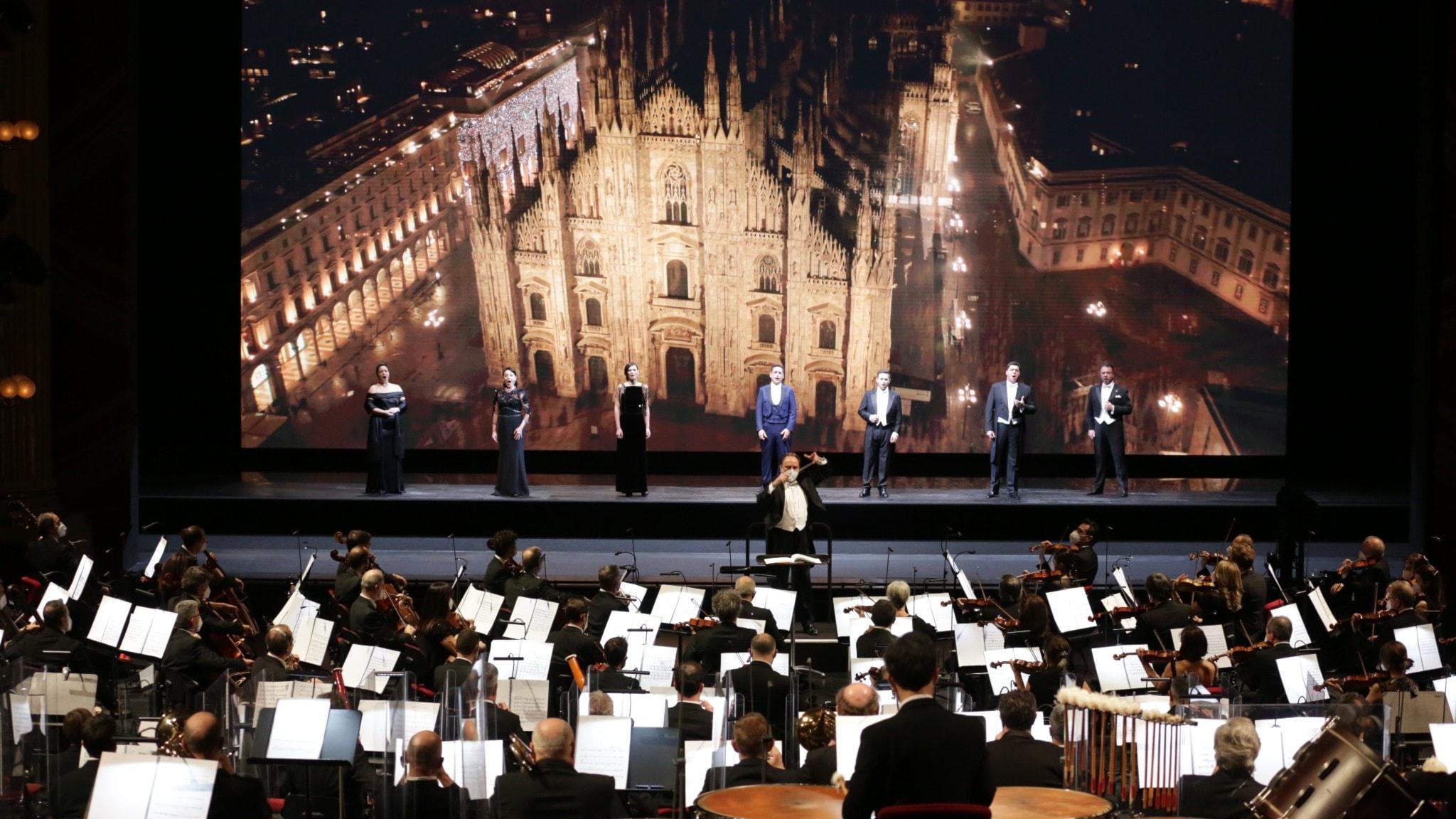 Operagala från La Scala