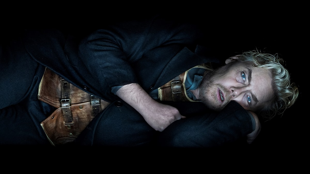 Karl-Magnus Fredriksson som Rigoletto.