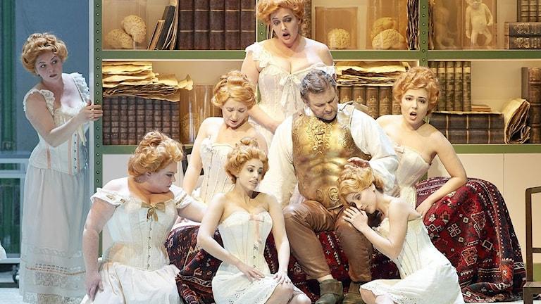 Parsifal från Wiens statsopera
