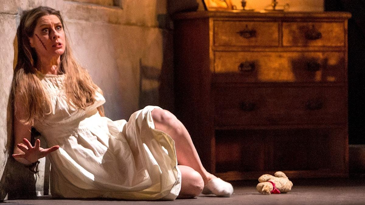 Malin Byström som Jenufa i Jenufa på Kungliga Operan 2017.