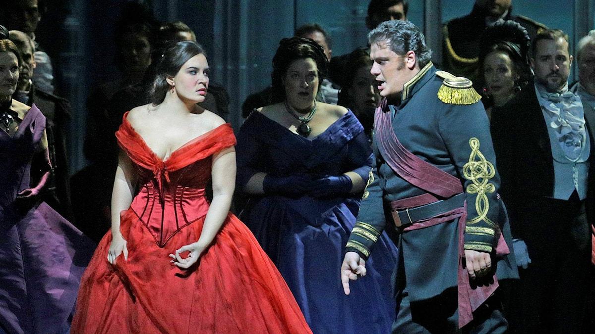 Desdemona och Otello
