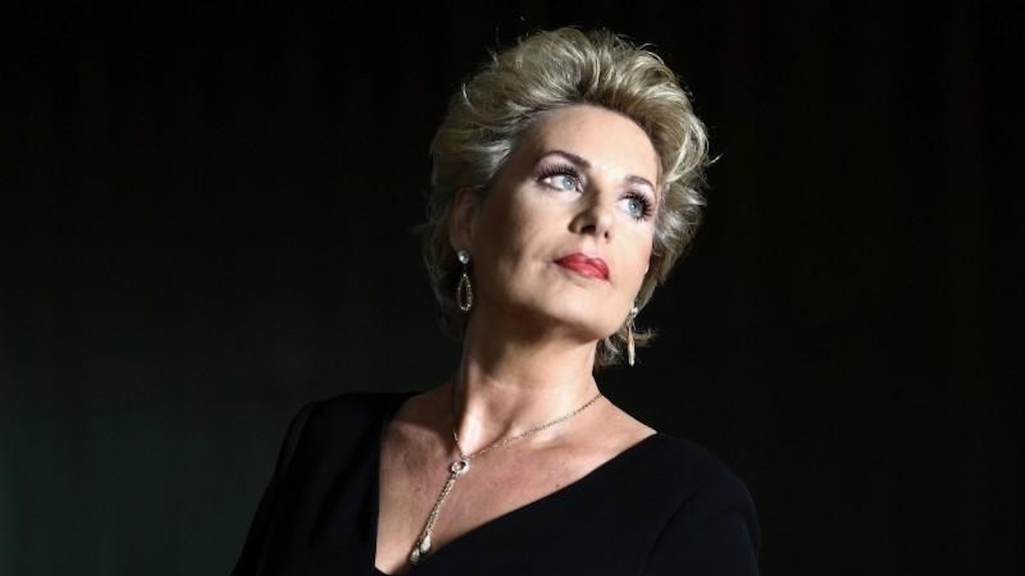 Sångerskan Doris Soffel