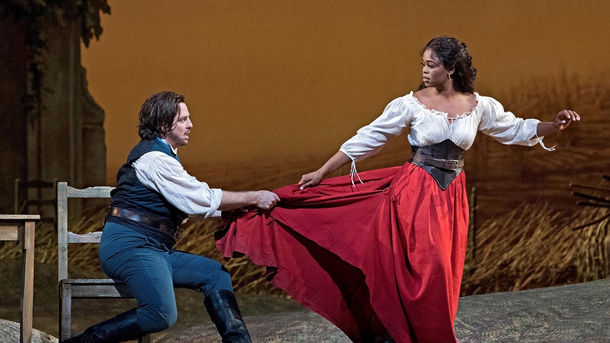 Kärleksdrycken av Gaetano Donizetti