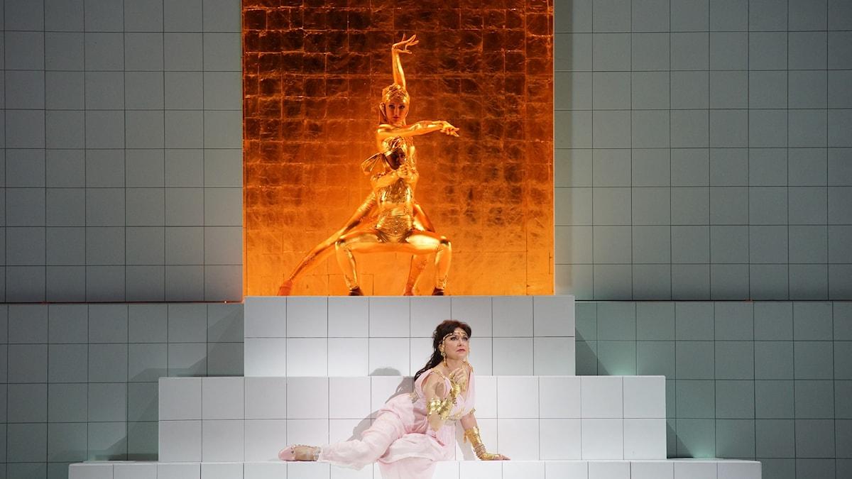 """Richard Strauss opera """"Danaes kärlek"""" från Salzburg."""