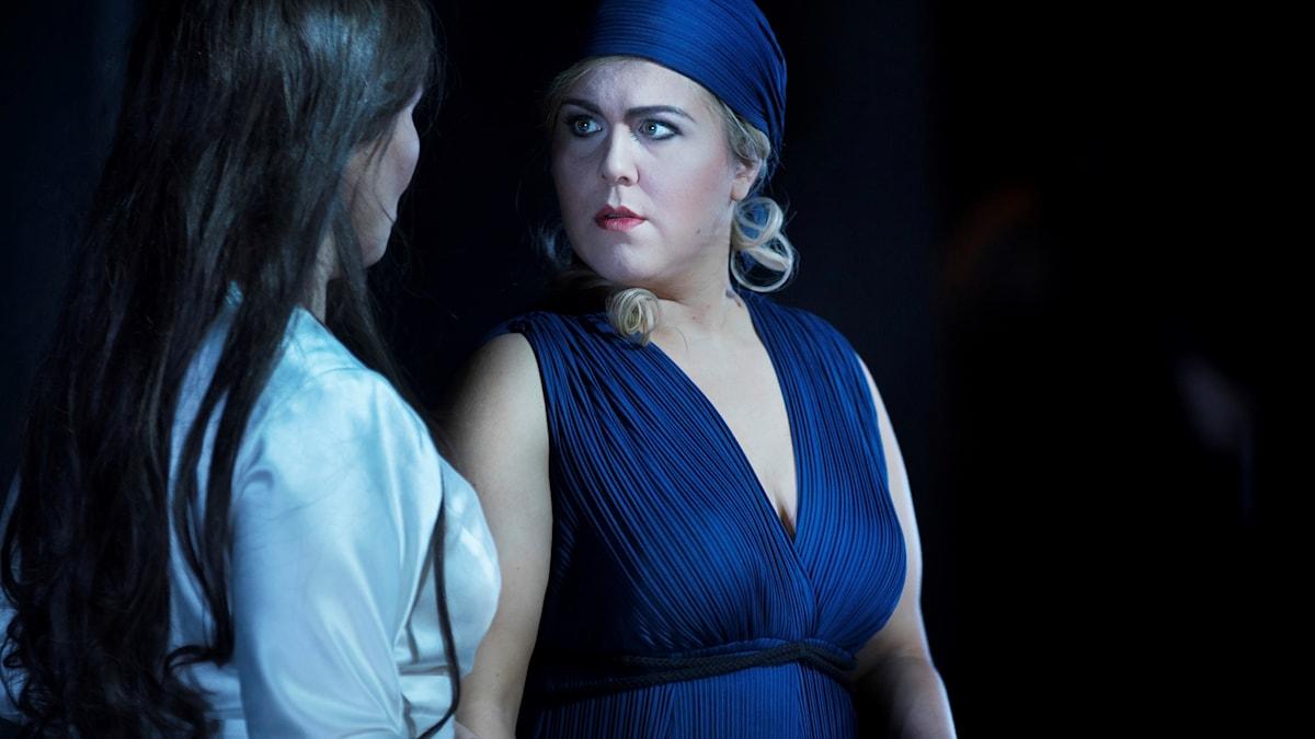 Aida på Kungliga operan