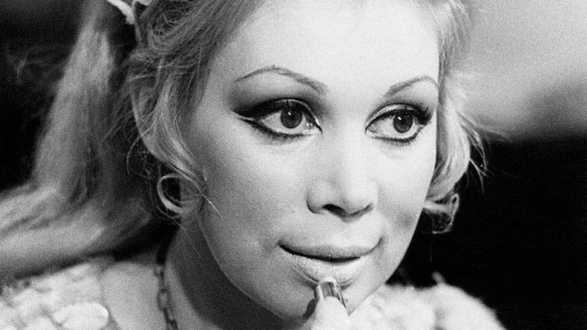 Bild: Mirella Freni 1970.