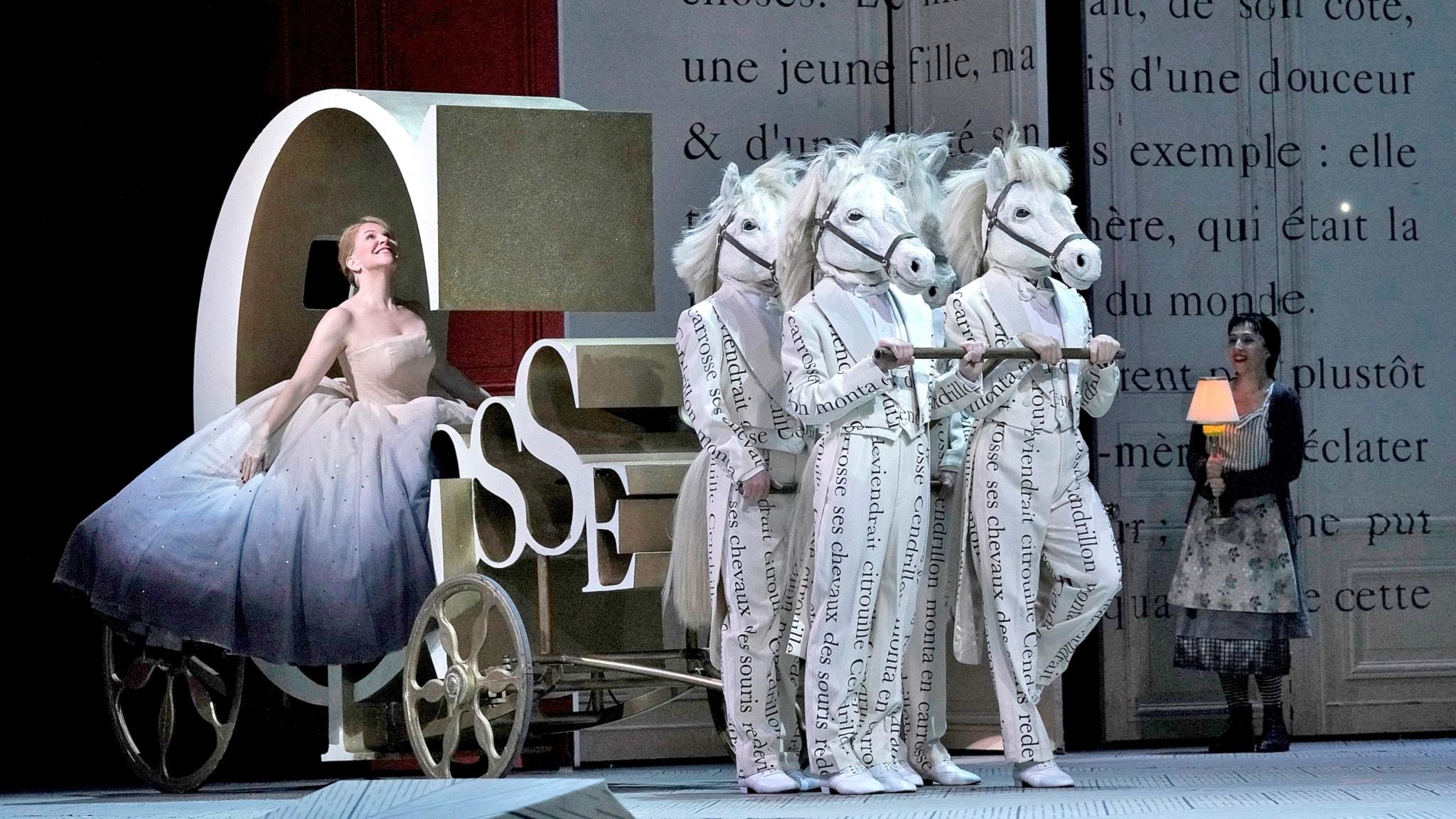 Askungen av Jules Massenet