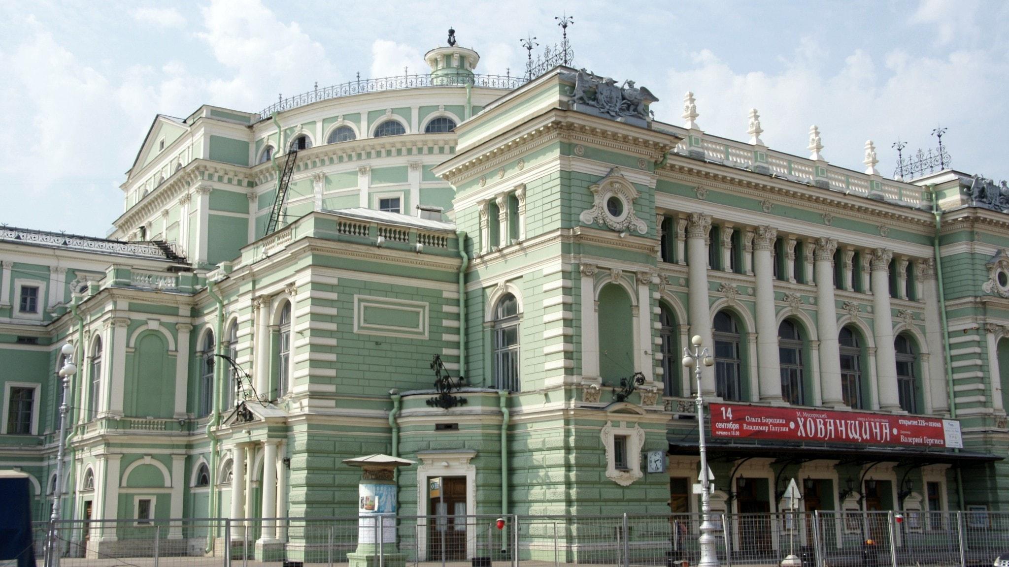 Bild: Mariinskijteatern.