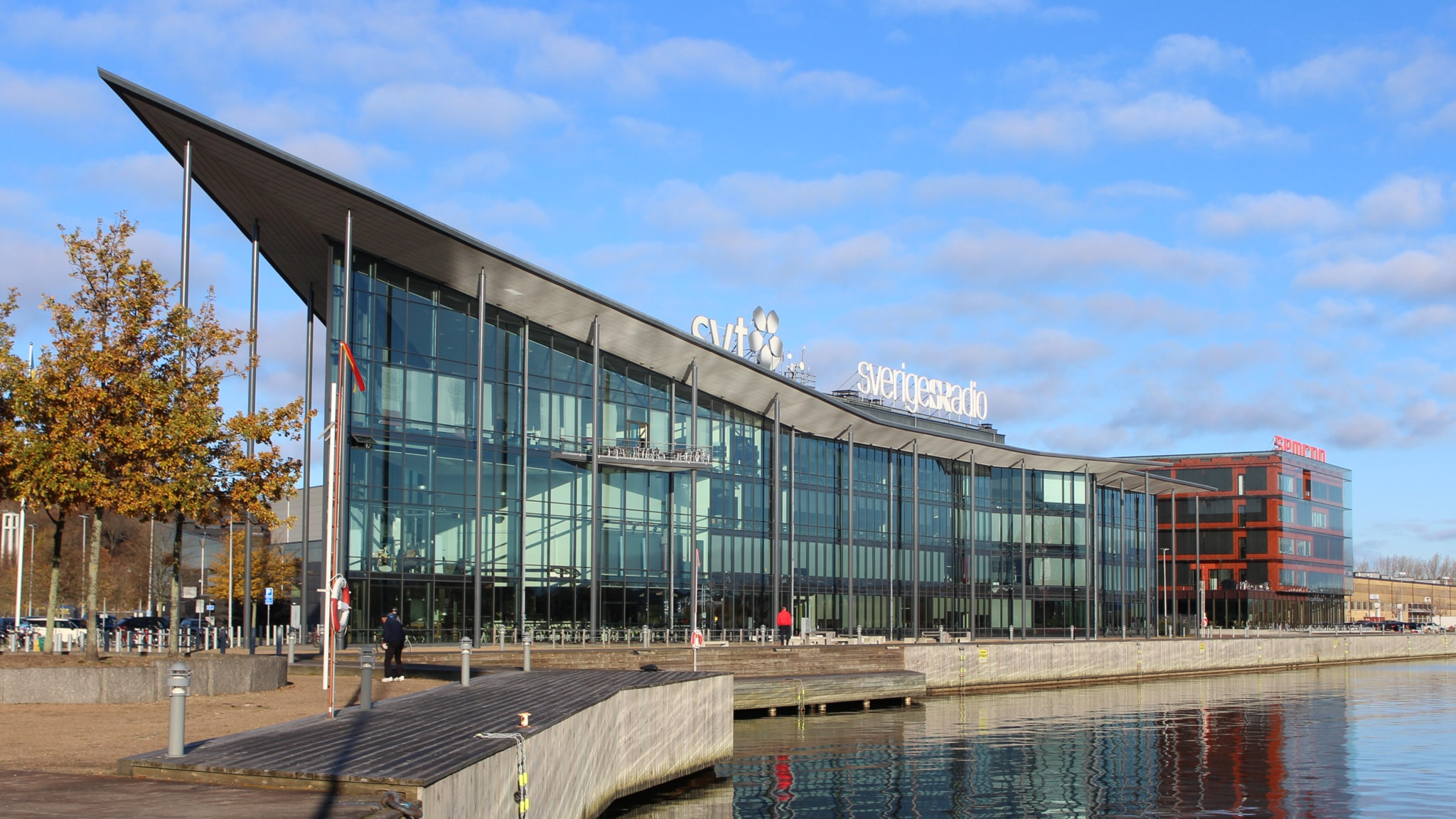 Förmiddag i P4 Göteborg