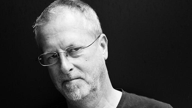 Jens Ericson, reporter på P4 Malmöhus. Foto: Hans Zillén/Sveriges Radio.