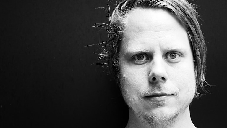 Daniel Persson, reporter på P4 Malmöhus, Foto: Hans Zillén/Sveriges Radio.