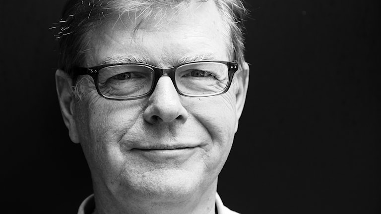 Jan Wieslander, programledare och allt annat på P4 Malmöhus. Foto: Hans Zillén/Sveriges Radio.