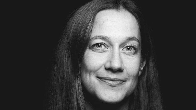 Petra Haupt, reporter på P4 Malmöhus.