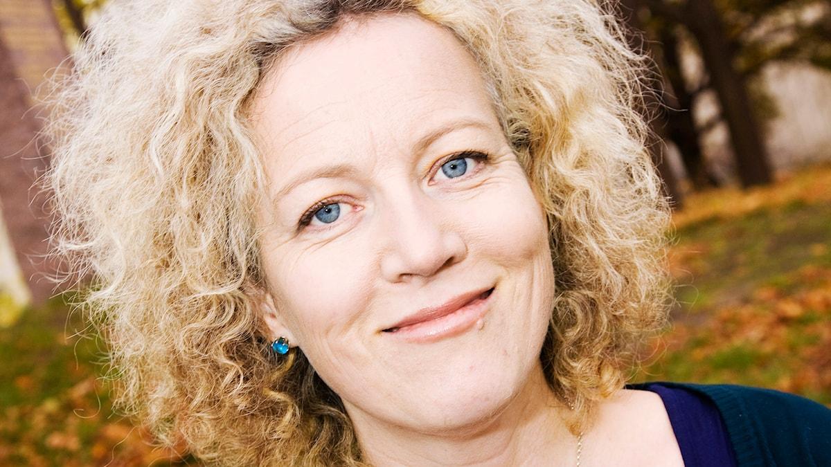 Katarina Josephsson. Foto: Stina Gullander / Sveriges Radio