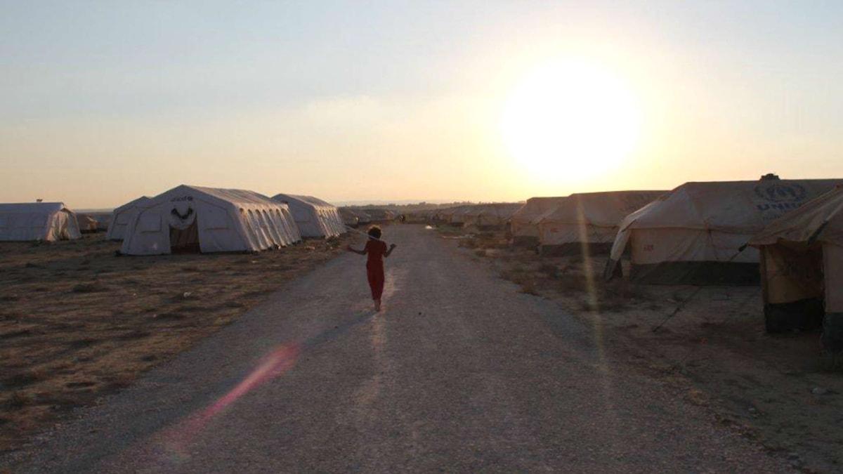 Syrien Turkiet flyktingar
