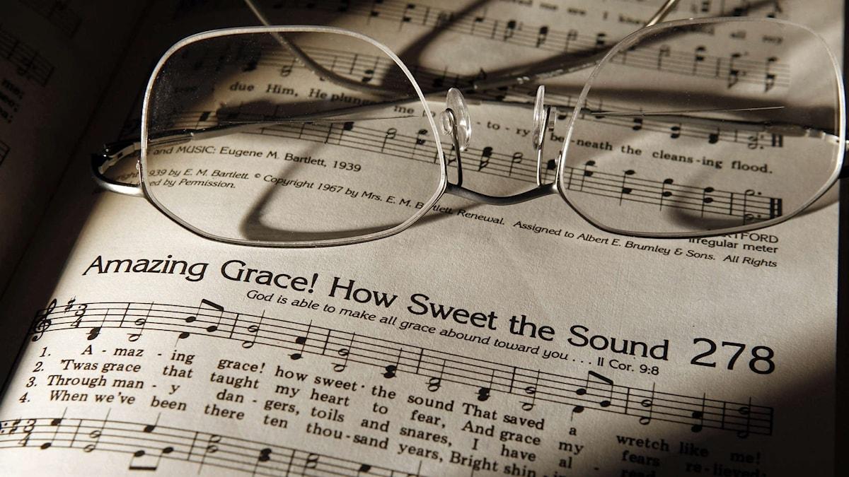 not Amazing grace