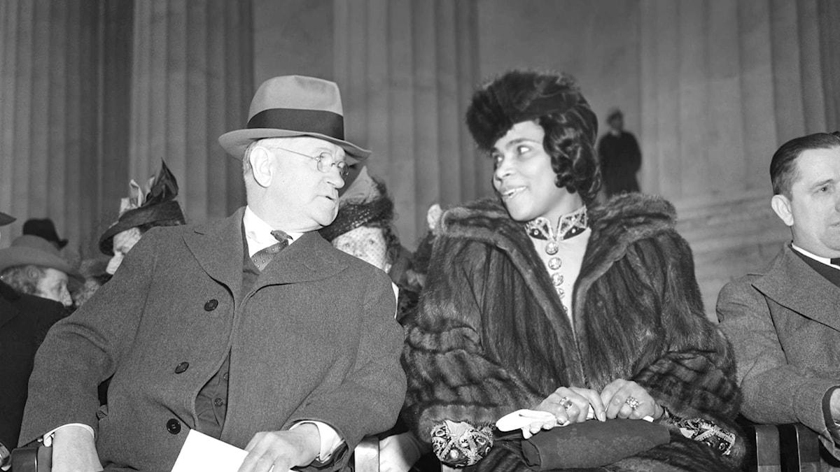 Marian Anderson, Harold Ickes