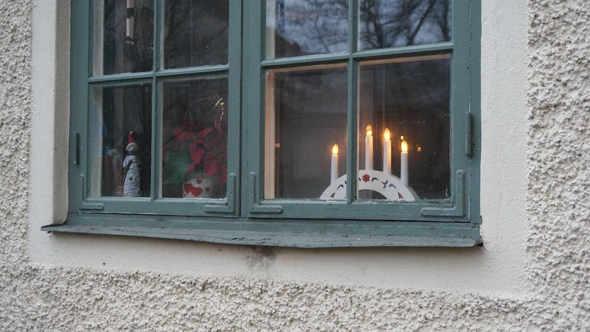 advent fönster