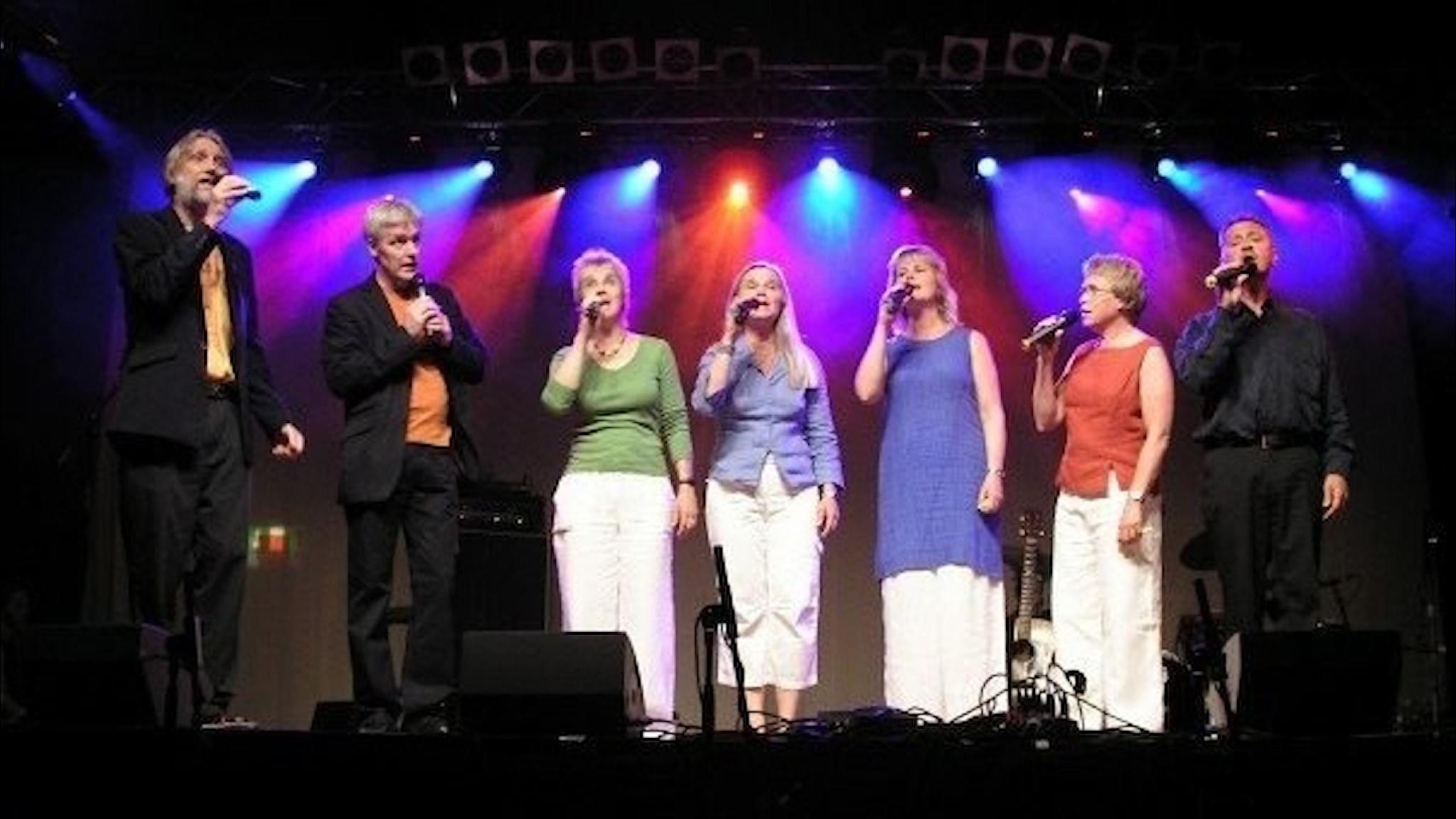 Sånggruppen Fjedur