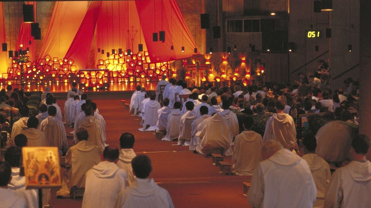 Försoningskyrkan i Taizé